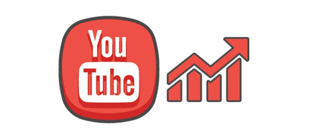 YouTube timeline